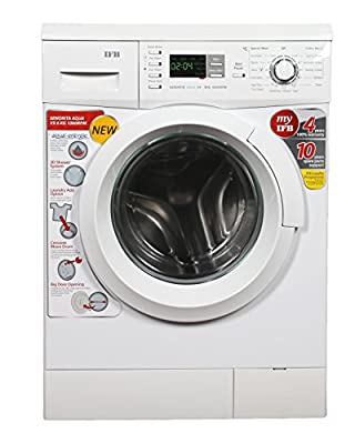 IFB Senator VX Front-loading Washing Machine (8 Kg, White)