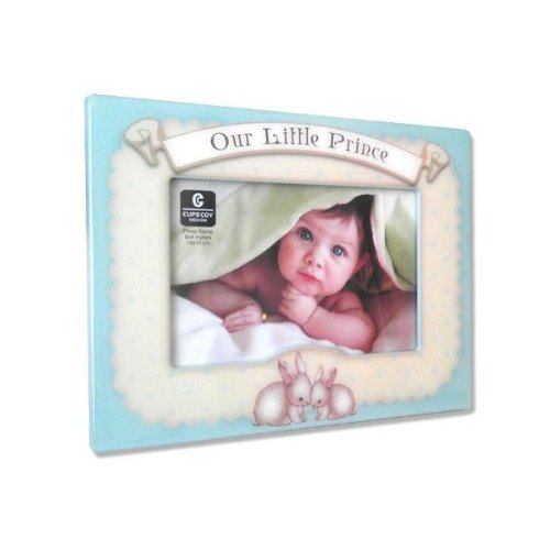 Cupecoy Design Wooden Little Prince Photo Frame - 1