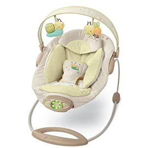 Bright Starts Ingenuity Automatic Bouncer, Bella Vista