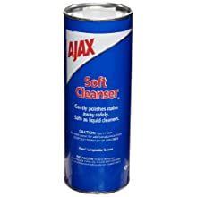 Ajax 14290 21-Ounce Soft Cleanser with Chlorine (Case of 30)