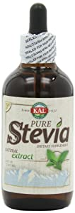 Pure Stevia Liquid Extract - 4 oz - Liquid