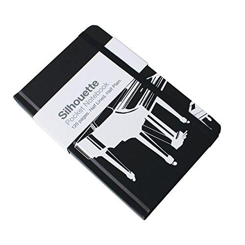 My-Music-Gifts-eine-1524-cm-Piano-Pocket-Notizbuch-Schwarz