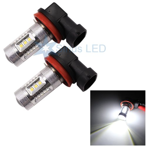 H11 Fog Light Led 22W Projection Output Cree Smd Drl Driving Light Replacement