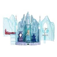 ディズニープリンセス アナと雪の女王 エルサ ライトアップパレス (BDK38)