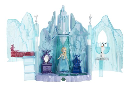 New Disney Frozen Small Castle Playset