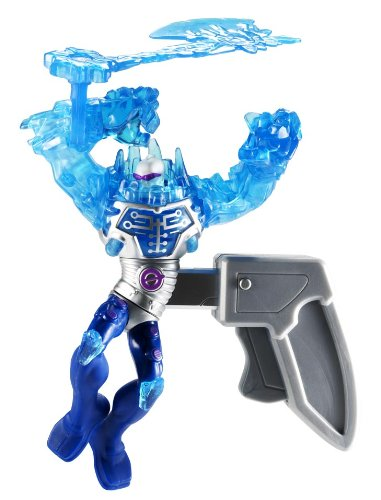 Batman Deluxe Ice Strike Mr. Freeze Figure