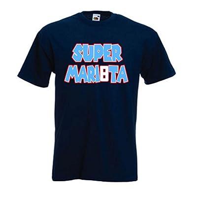 """Marcus Mariota Tennessee Titans """"SUPER MARIOTA"""" T-Shirt"""