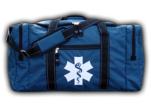 Lightning X First Responder EMS Medic Rescue Extrication EMT Jumpsuit Turnout Gear Bag (Ems Turnout Gear compare prices)