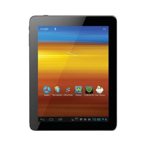Azpen Azp3298 A920 9 7 8Gb Android(Tm) 4 1 Dual Core Tablet