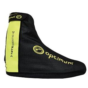 Optimum Men's Nitebrite Overshoes - Black, Small