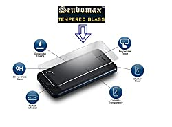 Scudomax Tempered Glass For Motorola Moto G4 Plus ( 4th Geneneration 4th Gen ) Premium Screen Protector with 9H Hardness and Smooth Touch
