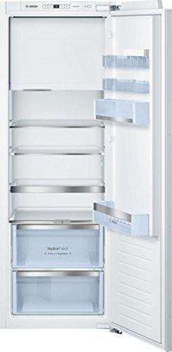Bosch KIL72AF30 frigo combine - frigos combinés (Autonome, Blanc, Placé en haut, Droite, A++, SN, ST)