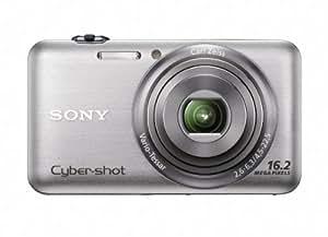 Sony DSCWX7 Cyber-shot Digital Still Camera - Silver (16.2MP, 5x Optical Zoom) 2.8 inch LCD