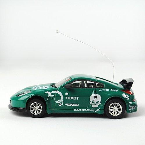 Imperial R/c Radio Control Simulated Mini Racing Car (49mhz) Green