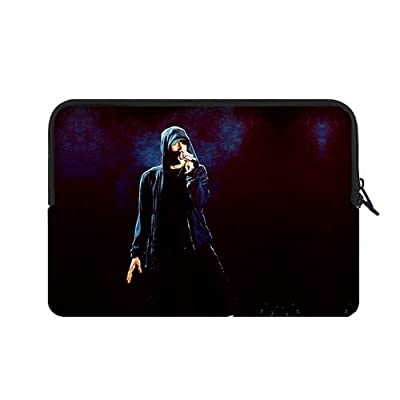 "Generic Personalized Eminem Concert Singing Pattern Sold By Too Amazing Fashion Custom Sleeve Case for Macbook Air 13""(twin sides)"