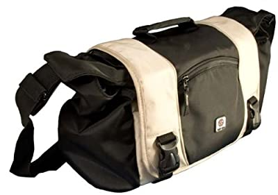 Tuff-Luv Shoulder case Bag for digital SLR camera in size: XL / color: Beige / compatible with / compatible with (Nikon Coolpix Nikon 1, V3, J4, AW1, J3, S1, V2, J2, J1, V1 D4s, D3, D3300, D610, Df, D5300, D7100, D520, D600, D3200, D820, D5100, D4, D7000,