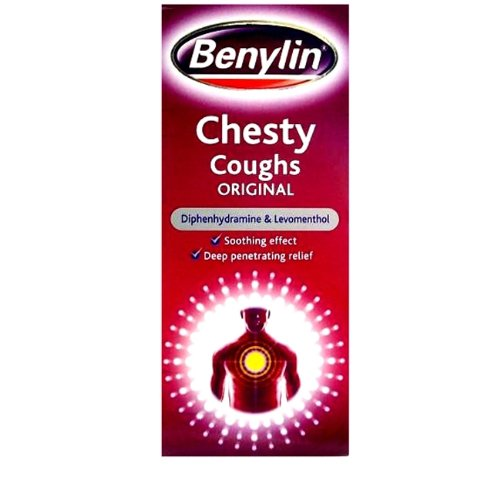 Benylin Chesty Cough Original 300ml [Personal Care]