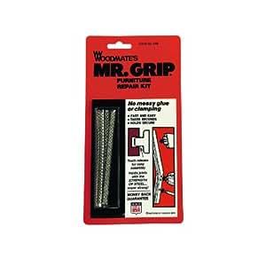 Woodmate 1298 Mr. Grip Furniture Repair Kit