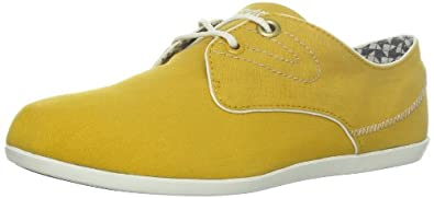Tretorn Women's Dagny Sneaker,Golden Rod,5.5 M US