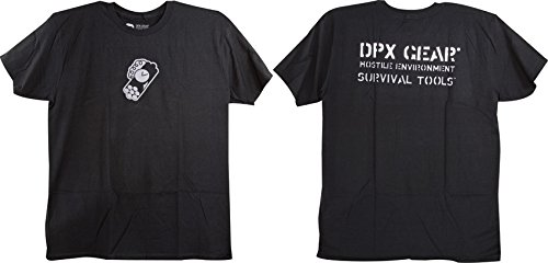 Dpx Hbt014 Dpx Centered Bomb Tee X-Large