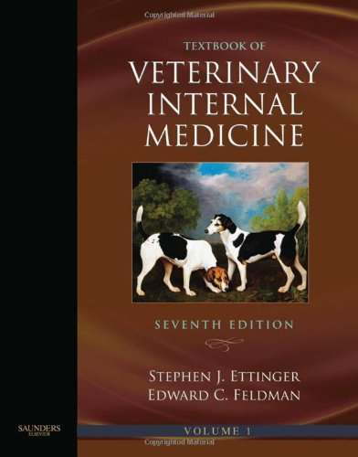 Textbook Of Veterinary Internal Medicine Expert Consult: Expert Consult, 7E