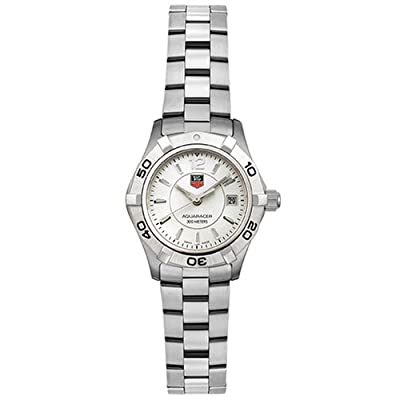 TAG Heuer Women's WAF1412.BA0812 2000 Aquaracer Quartz Watch