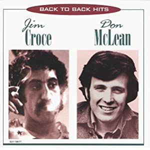 Jim Croce - Back To Back Hits