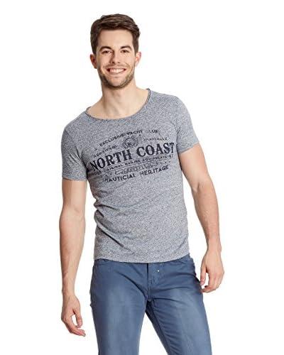 Collezione Camiseta Manga Corta Azul Marino