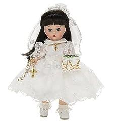 Madame Alexander Dolls My First Communion - Brunette