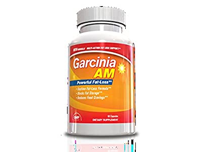 Garcina A.M. + P.M. 24 Hr Weight Loss Supplement & Sleep Aid Kit, 30‑Day Supply, Best Weight Loss Stack