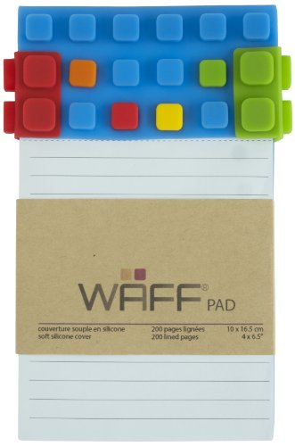 WAFF Pad, Medium, Blue