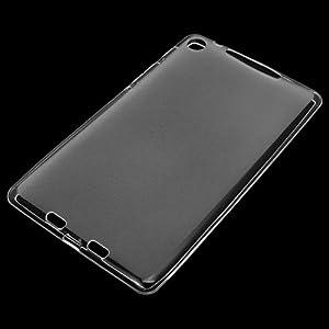 TPUケース Google Nexus 7 (2013モデル) (クリア)+液晶保護シートセット