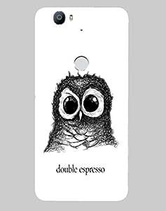 Back Cover for Nexus 6P double espresso