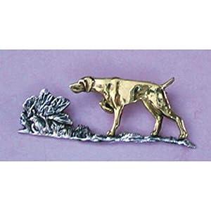 Weimaraner Breed Origin Pin