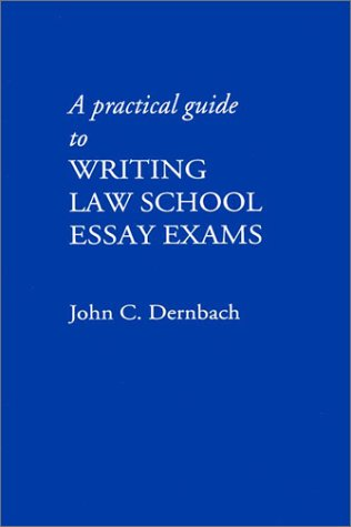 law school essay exam writing system How to write law essays and exams provides law students with a and understanding of the process of writing law essays and exams law legal system.