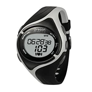 Oregon Scientific SE188 Montre cardio codée pro Noir