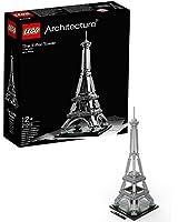 Lego Architecture - 21019 - Jeu De Construction - La Tour Eiffel