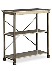 Home Styles 5060-39 The Orleans 3-Tier Multi-function Marble Shelf