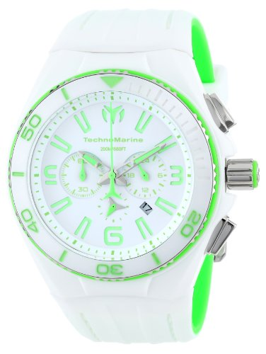 TechnoMarine Cruise Night Vision II White Men's watch #113013