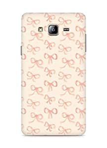 Amez designer printed 3d premium high quality back case cover forSamsung Galaxy ON5 (bow)