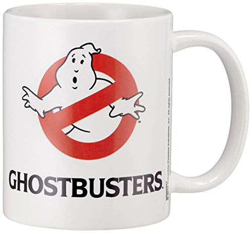 Ghostbusters 1-Piece Ceramic Logo Mug
