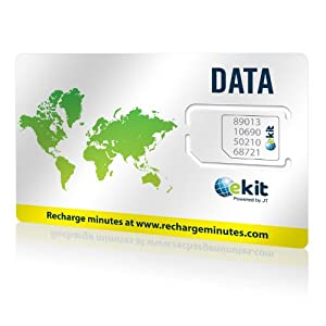Telestial International Data SIM for over 150 countries with $10.00 credit