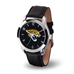 Brand New Jacksonville Jaguars NFL Classic Series Mens Watch by Things for You