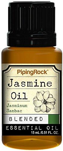 Jasmine Absolute Essential Oil Blend 1/2 oz (15 ml) - Therapeutic Grade