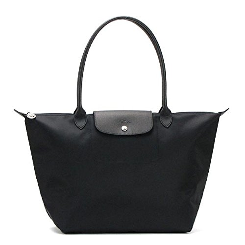 longchamp-le-pliage-neo-black-tote-handbag