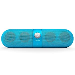 Beats by Dr Dre Pill Bluetooth Wireless Speaker - Neon Blue by Beats by Dr Dre