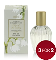 Floral Collection Lily of the Valley Eau de Toilette 30ml