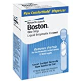 Bausch And Lomb Boston One Step Liquid Enzymatic Cleaner - 2.4 ml (Pack of 3)