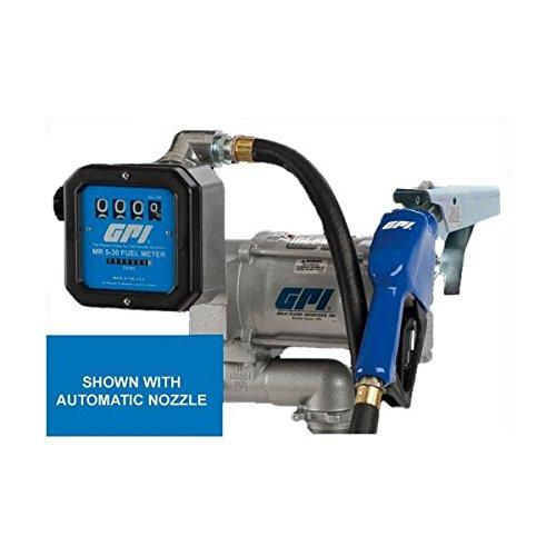 Gpi 133600 58 m 3120 ml mr530 g6n pre assembled high for Gpi fuel pump motor