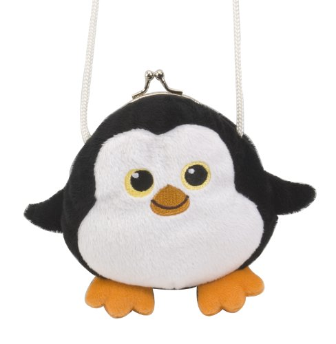"Clasp Purse Penguin 6"" by Wild Republic"